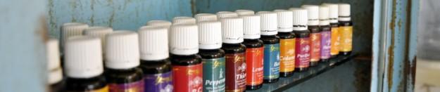 aceites esenciales varios