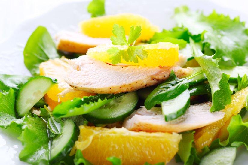 ensalada-pollo-naranja