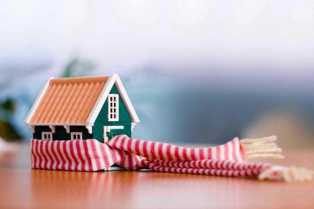 hogar navidad invierno