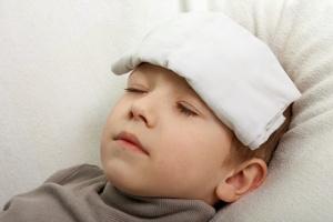 compresa-dolor de cabeza niño