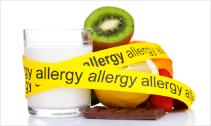 comida alergias