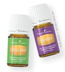 lavender stress away