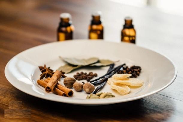 popurri aceites esenciales canela