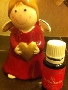 navidad angel aceites esenciales