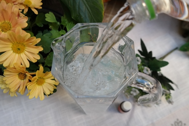 jarra agua