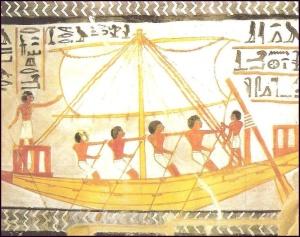 barco marinero-egipcio