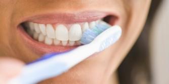 lavarse los dientes