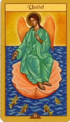 arcangel uzziel