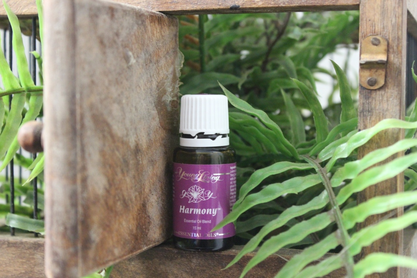 Harmony Armonia essential oil aceite esencial