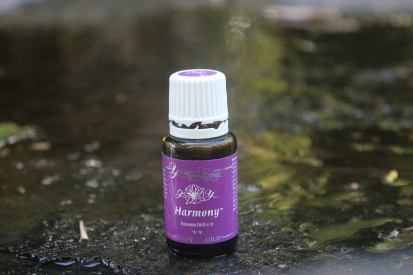 Harmony Young Living essential oil armonia aceite esencial