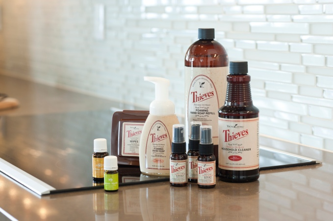 Thieves products