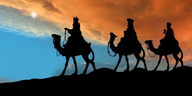 reyes magos wise men