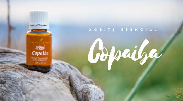 Copaiba aceite esencial essential oil