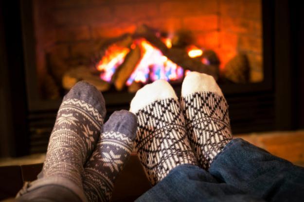 invierno casa