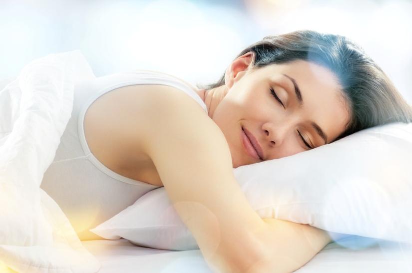 dormir bien mujer