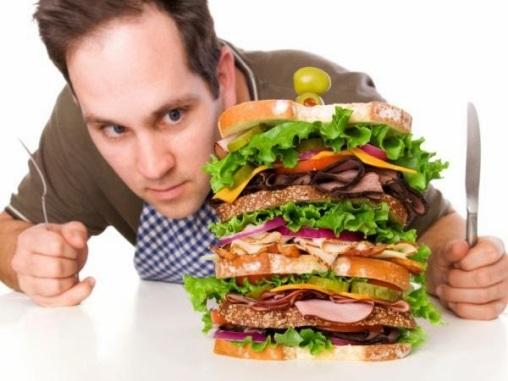 Image result for comer en exceso