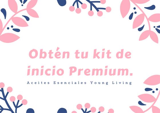 Kits de inicio Premium