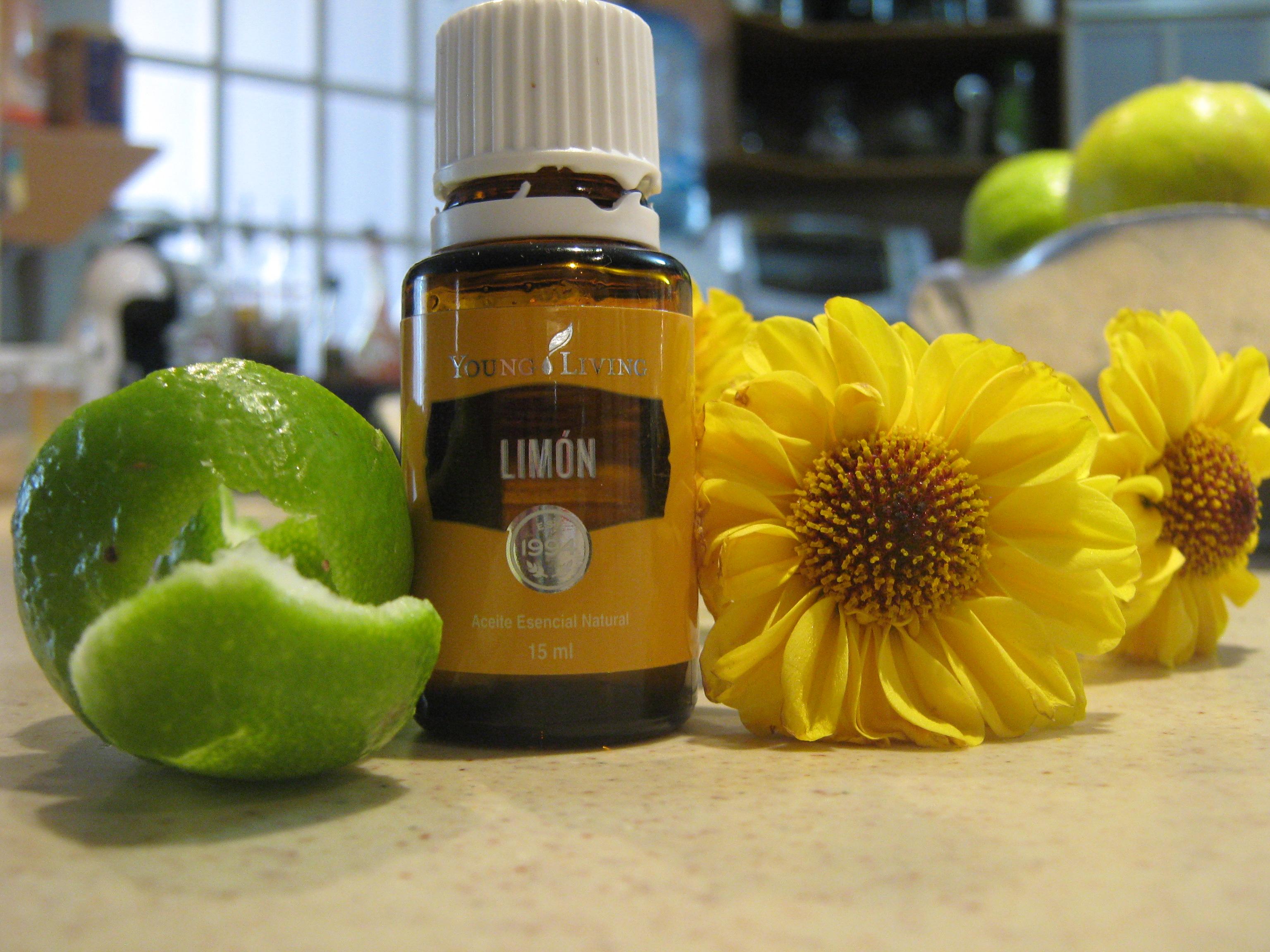 Aceite esencial de limon para bajar de peso