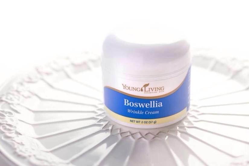 Boswellia crema antiarrugas