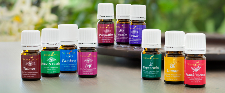 Image result for kit de aceites young living